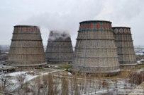 28 ноября 2012 - ТЭЦ Волжского автозавода (ВАЗа)