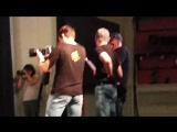 Съёмки клипа Тучи в Питере. Зазеркалье 7