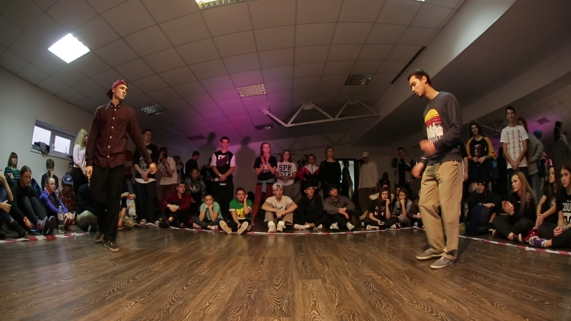 Lex vs Ptizin |Time4Battle Round| Popping 14|