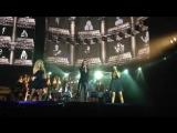 Mozart l'Opera Rock - Bonheur de Malheur (le concert, S. - Petersburg, исполняют Melissa Mars, Diane Dassigny, Maev