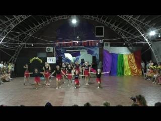 4 смена 7 отряд танец