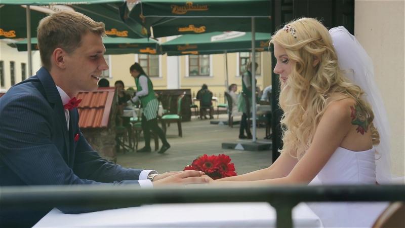 Свадьба Гусаченко (на приколе)