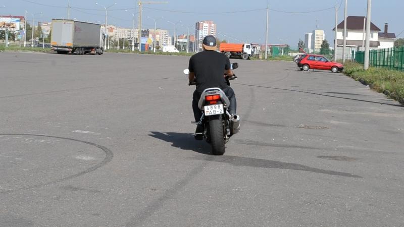 Yamaha FZS600 95HP
