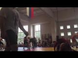 Хаджимурат Гацалов и Заур Козонов на тренировке