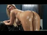 Abbey Brooks HD porno, sex, big tits, boobs, big ass, ANAL, hardcore, oil, brazzers