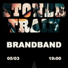 5.03 † STONER TRAIN | BRANDBAND † Claw Bar