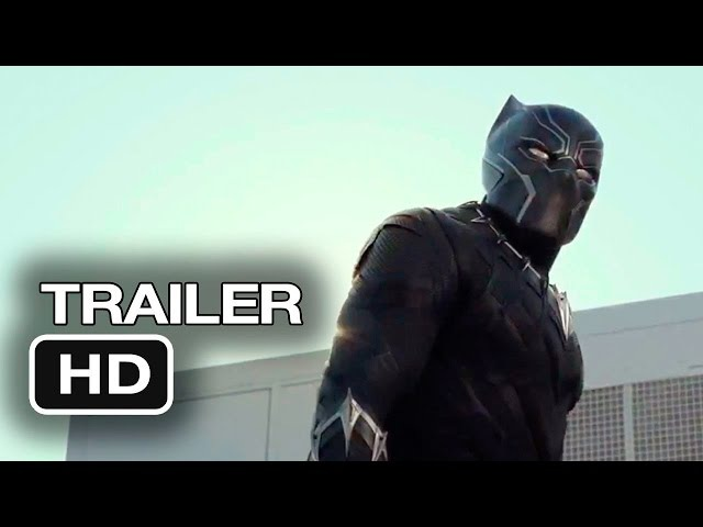 Black Panther Official Teaser Trailer 1 (2018) - Chadwick Boseman Movie HD