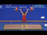 2013 Asian Youth Games Weightlifting 62/69/77/85kg Men