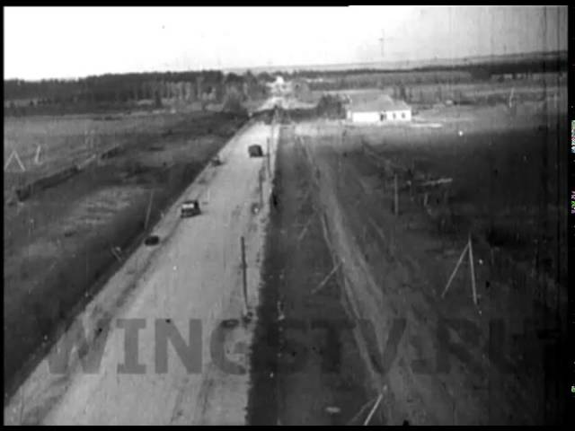 Штурмовка автодороги Low level mission strafing convoys along the road