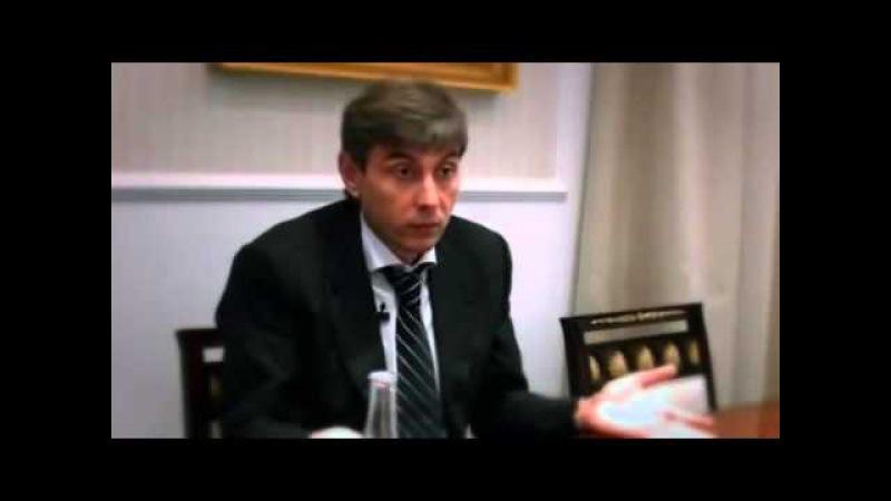 Сергей Галицкий о бизнессе в России