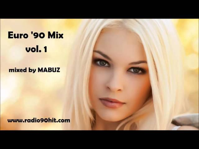 Euro 90 Mix vol 1 (mixed by Mabuz)