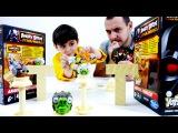 Видео для детей: Папа Роб и Ярик! Angry Birds - Star Wars (Энгри Бердз Стар Варс). Звездные войны