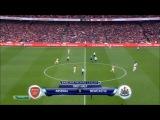 Арсенал - Ньюкасл (Обзор матча)