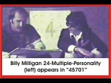 Billy Milligan Multiple Personality Footage  Guest Appearance - 45701 Athens OH