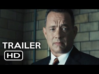 Bridge of Spies Official Trailer #2 (2015) Tom Hanks Thriller Movie HD