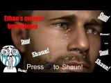 Press X to Shaun - Hilarious Heavy Rain  Game GlitchBug + Reaction