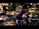 Tommy Aldridge Yamaha Live Custom NAMM 2013 DRUMEO