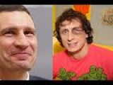 Кличко vs Галыгин  .. Тупой и еще тупее тупого))