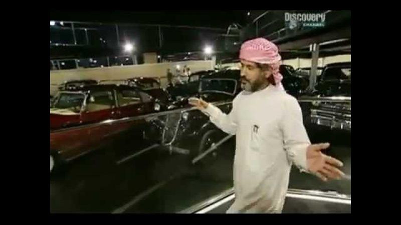 Самый дорогой в Мире ГАРАЖ арабского шейха