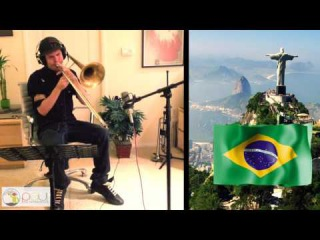 Aquarela do Brasil Brazil - Trombone Cover