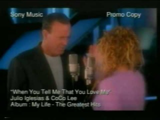Coco Lee Julio Iglesias - When You Tell Me That You Love M