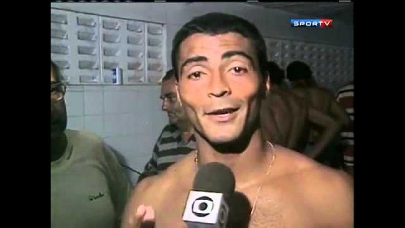 Romário e Túlio Disputa Rei do Rio Carioca 1995