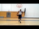 Double In Out-Crossover In Front Behind Dribbling Drill | @DreAllDay