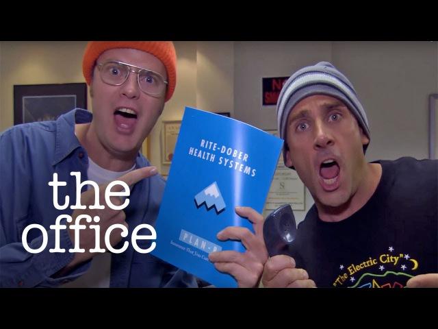 Straight Outta Scranton - The Office US