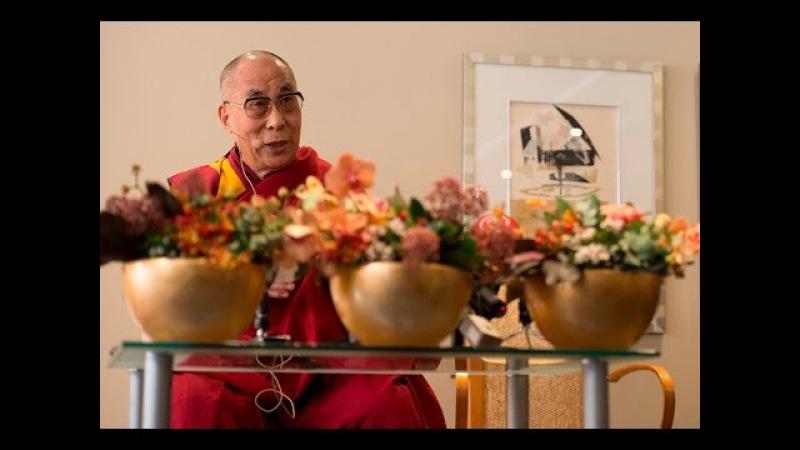 Далай лама о женщинах и семье В шутку и всерьез