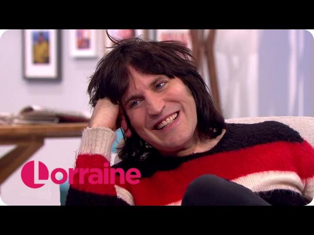 Noel Fielding Wants To Be A Dad   Lorraine