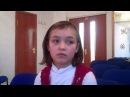 Милана Казакова в центре адаптации несовершеннолетних