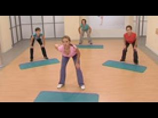 Видеотека • Занятие 1. Базовые упражнения бодифлекса