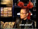 Janet Jackson interview on The Drum, Channel V Australia 1998.