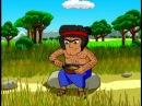 христианский мультфильм Иаков и Исав 8 из ИВЗ flv