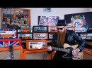 Orange Rockerverb MKIII Heavy tones with Mikey Demus of Skindred