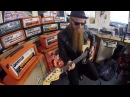 Skindred and Arcane Roots try out the new Orange Rockerverb MKIII