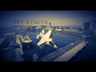 Best Jet Stunts Montage | GTA 5