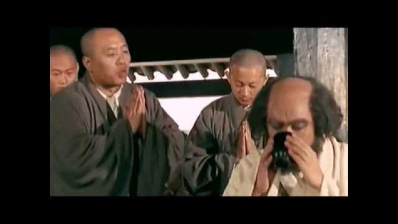 Бодхидхарма и знаменитый монах