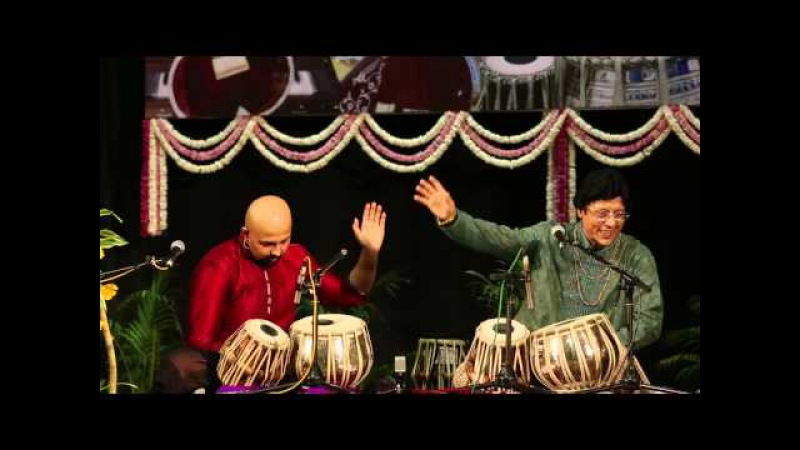 2015 Chatterjee Tabla Duet - Anindo Chatterjee and Anubrata Chatterjee