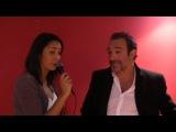 La Rennes de l'Actu #1 Jean Dujardin, Claude Lelouch et Elsa Zylberstein pour