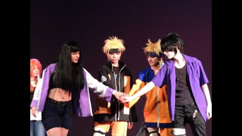 MiniAction Cosband Kitsune – Naruto 2 ДЕНЬ AkiCon 2015 08 11 2015 1