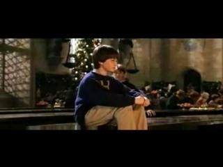 Гарри Поттер и философский камень/Harry Potter and the Sorcerer's Stone (2001) Вырезанная сцена «Рождество»