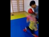 Мой Маленький Тигр Халил 💪 5 Лет Sumgait Uni Fight Club #azemirzaliev
