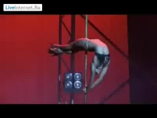 Felix Cane - Miss Pole Dance Australia 2008 Winner
