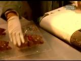 Как делают шоколадные конфеты ؟
