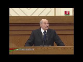 Советы правильного питания от Александра Лукашенко