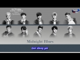 Super Junior - Midnight Blues (Türkçe Alt Yazılı)