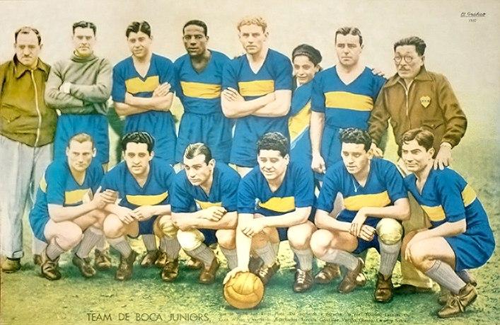 Boca Juniors 1937