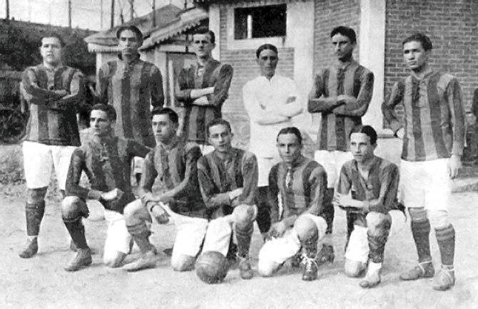 seleção 1916