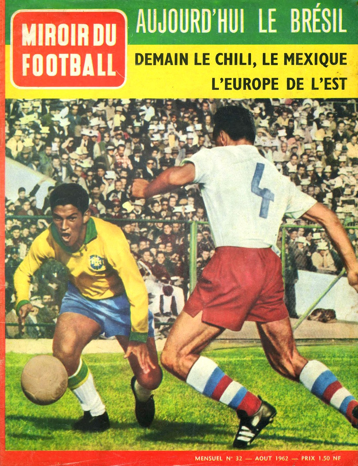 Garrincha Brasil Tchecoslovaquia 2
